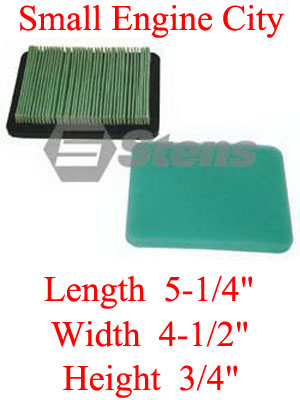 102-713-HO  HONDA AIR FILTER