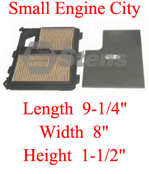 102-719-HO   HONDA AIR FILTER