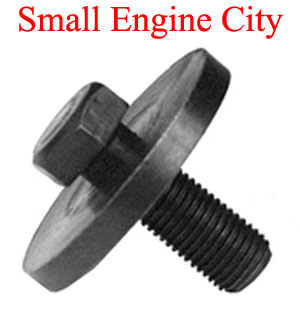 Poulan 532174365 Blade Bolt with Washer