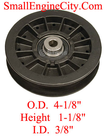 12301-EX 128 Idler Replaces Exmark 109-3397