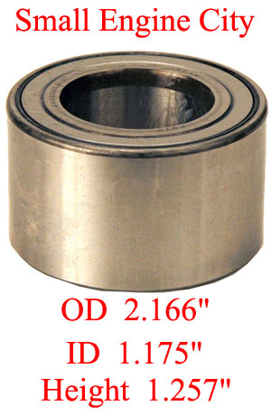 13259-EX 109 Spindle Bearing Replaces Exmark 109-2064