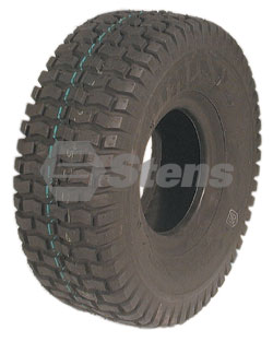 160-250-ST 166    11-400-4  Turf Saver Tubeless Tire