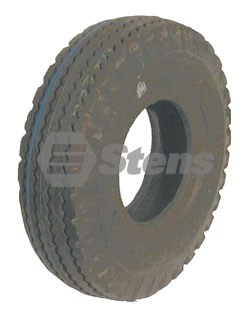160-309-ST 166   410-350-4 Saw Tooth Tube Type Tire