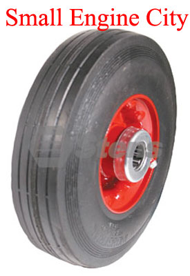175-109-EX 176 Steel Deck Wheel  Replaces Exmark 303201