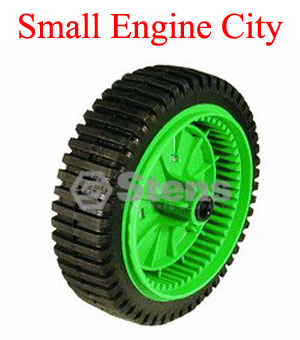 205-394-RO 175  AYP / Sears Wheel  Replaces 143427  Fits Models:  AYP Rotary lawnmowers from 1995-1999