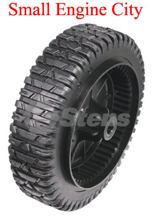 205-402-RO 175 AYP/ Sears  Wheel   Replaces 150340,   Fits Models:  AYP Front self-propelled mowers