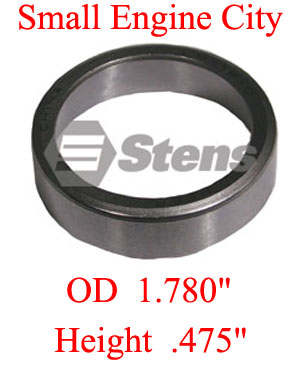 ST-215087  007 Bearing Race Replaces Ariens 54044 and 05404400