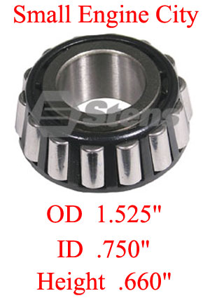 ST-215095  007 Roller Bearing Replaces Ariens 54045 / 05404500