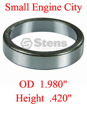 ST-215111  007 Bearing Race Replaces Ariens 54070 and 05407000