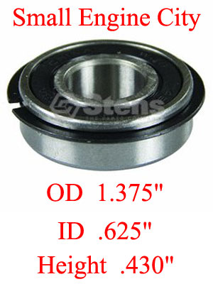 ST-215202  007 Bearing Replaces Ariens 36778 / 54151 / 54162 / 05415100 / 05416200