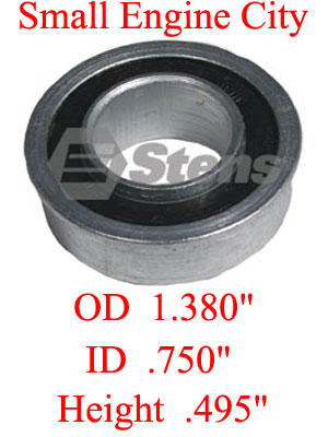 ST-215210  007 Open Back Wheel Bearing Replaces Ariens 36778, 54089, 54162, 05408900, 05416200