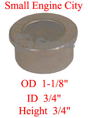 ST-215557  007 Wheel Bushing Replaces Ariens 55028 and 05502800