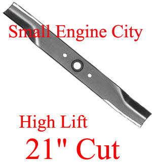 Honda HR215 High Lift Mower Blade