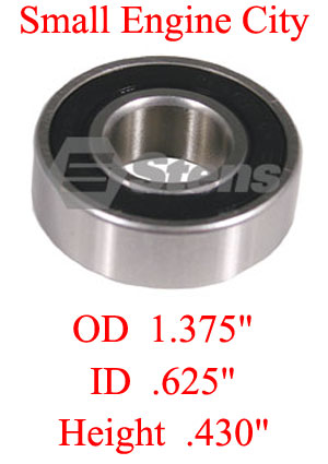 Ariens Spindle Bearing 54039 / 05403900 / 54351  /  05435100