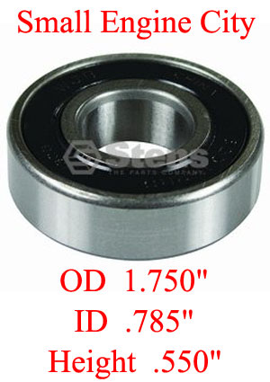 ST-230029  007 Spindle Bearing Replaces Ariens 54123 and   05412300