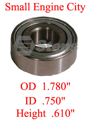 ST-230033  007 Spindle Bearing Economy Version of our ST-230160