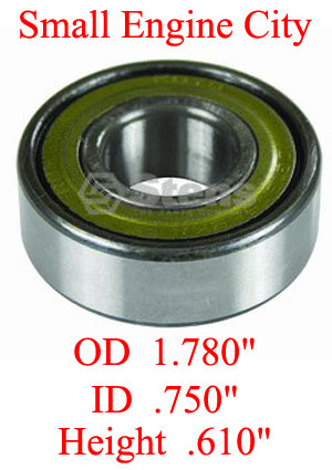 ST-230160  007 Spindle Bearing Replaces Ariens 54073 / 05407300 / 54120  / 05412000