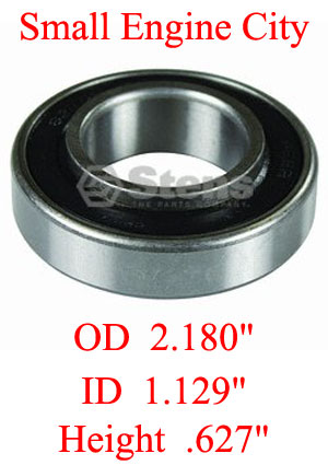 ST-230283  007 Axle Bearing Replaces Ariens 54177 and 05417700