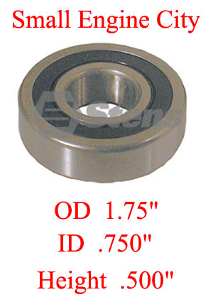 ST-230300  007 Blower Bearing Replaces Ariens 54063