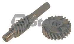 240-412-TO  Toro Drive Gear Set, Fits Models:  TORO 21 inch side discharge front wheel drive self-propelled walk behinds