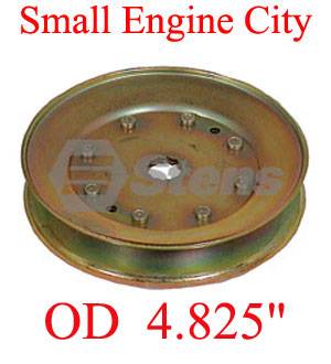 275-280-AY AYP / Sears Deck Pulley Fits 38 inch cut Deck.