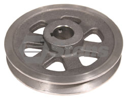 275-875-EX 128 Pulley Replaces EXMARK: 1-303073