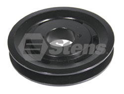 275-945-SC 132 Cast Iron Pulley Replaces Scag 48924  /  48127 Fits Models: SCAG 32, 36, 48 and 61 inch cut decks