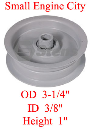 280-065-NO  Noma Idler Pulley  Replaces 40223 / 32753