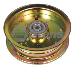 280-370-SC 132 Scag Flat Idler Pulley  Replaces 48269, and 482416