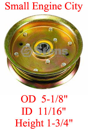 John Deere Idler Pulley GY20110 and GY20629