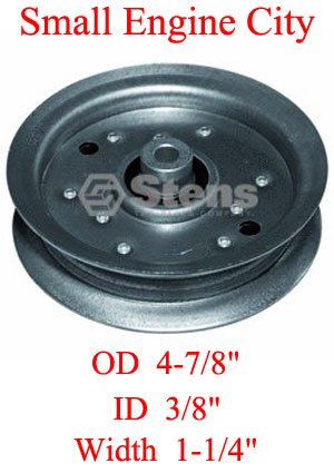 280-402-AR 412 Heavy-Duty Flat Idler Replaces Ariens 73061,  07306100 and 07300039