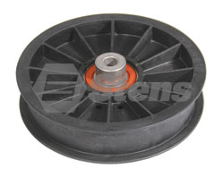 280-483-SC 132 Flat Idler Pulley Replaces Scag 48473, 482306