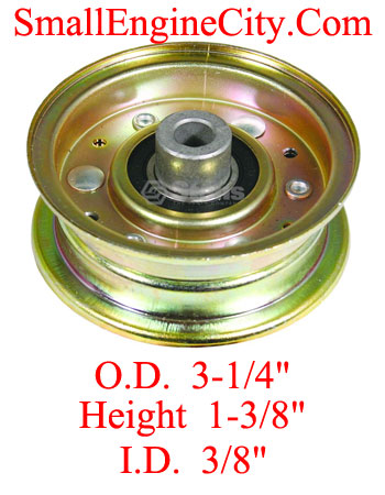 280-709-EX 128 Idler Replaces Exmark 1-323285