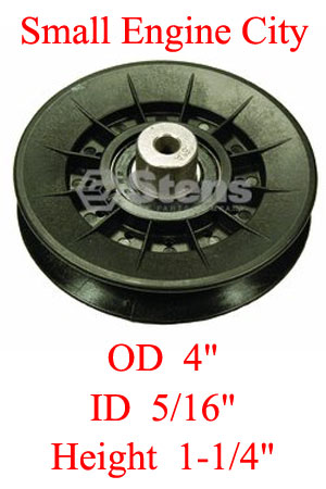 Idler Pulley John Deere AM134502