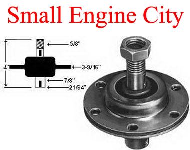 285-189-MT 050 Spindle Assembly Replaces MTD 09321
