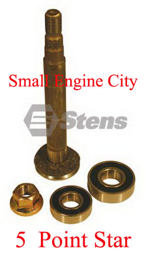 Poulan 532137646 Spindle Shaft