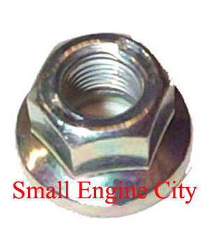 Poulan 532137266 Spindle Pulley Nut