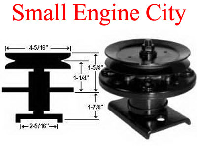 Poulan 532121622  Spindle Assembly