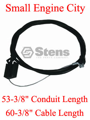 Sears Lawn Mower Engine Control Cable  851250 / 532851669