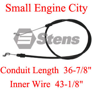 290-278-MT  MTD Control Cable  Replaces 746-0553