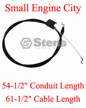 Engine Control Cable Sears Craftsman 183567