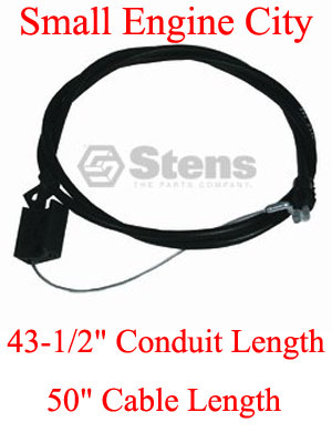 Control Cable Sears 424033  /  961440005