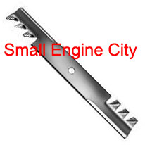 302-256-JD RAPTOR BLADE 3 FOR 54 INCH CUT FITS SABRE, SCOTTS, SOME TRACTORS, FRONT MOUNT MOWERS AND Z TRACK MOWERS