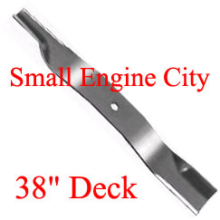 345-447-TO BLADE REQUIRES 2 FOR 38 INCH SIDE DISCHARGE DECK