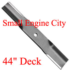 345-454-TO  BLADE  FITS WALK BEHINDS AND TIMECUTTER ZERO TURNS  REQUIRES 3 FOR 44 INCH DECK