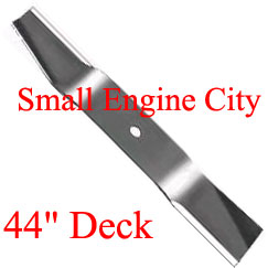 345-486-TO  HI-LIFT BLADE  FITS MODEL 30144 44 INCH MID SIZE CUTTING MOWER