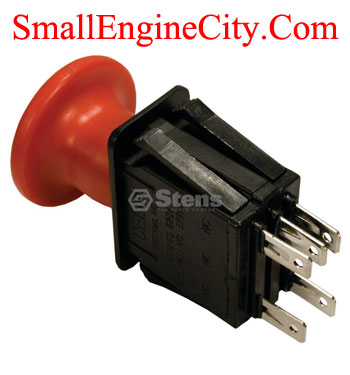 430 401 mtd ignition switch mtd pto switch mtd lawn mower switch Basic Electrical Wiring Diagrams at gsmx.co