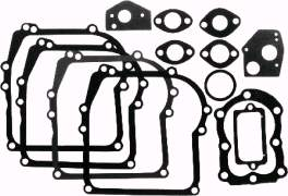 480-036-BR  GASKET SET  FITS 2 THRU 3.5 HORIZONTAL ENGINES   (CRANKSHAFT OUT SIDE OF ENG)