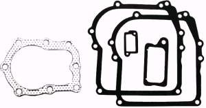 480-057-BR GASKET SET  FITS 4 HP VERTICAL ENGINES  (CRANKSHAFT OUT THE BOTTOM)