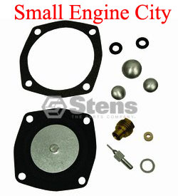 520-312-TE 208 Carburetor Kit